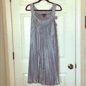 Metallic Semi-formal dress